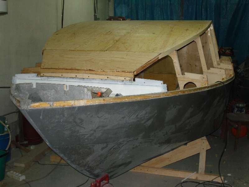Северные лодки своими руками 48